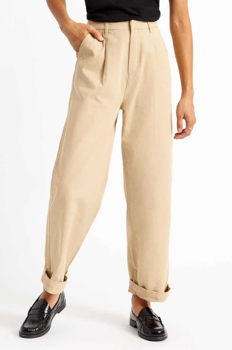Brixton Womens Victory Trouser Pant | Trousers by Brixton 2
