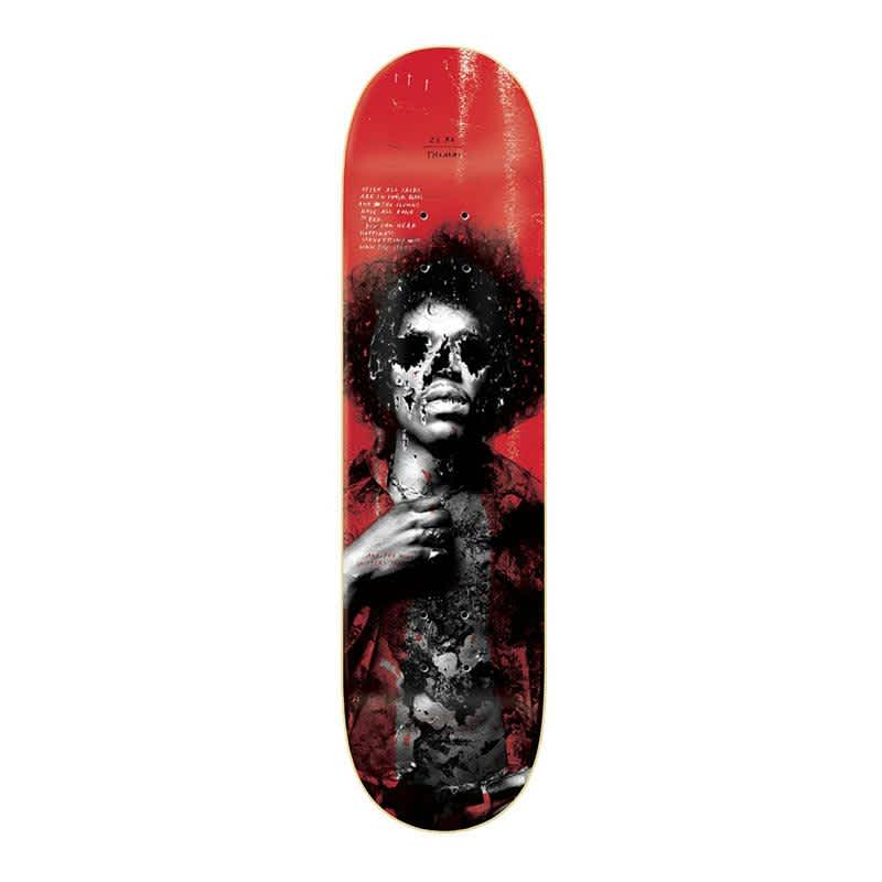 Zero Thomas 27 Club Deck | Deck by Zero Skateboards 1