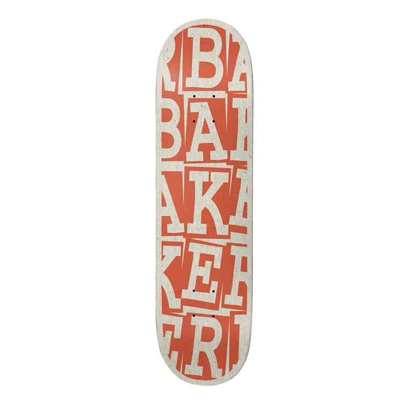 "Baker Tyson Ribbon Stack B2 8.38"" Deck 