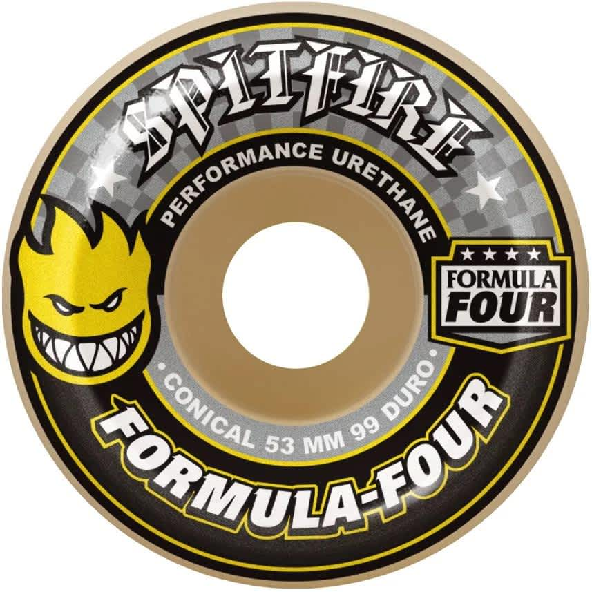 Spitfire - F4 99D Conical | Wheels by Spitfire Wheels 1