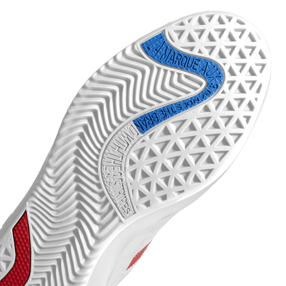 adidas Skateboarding Puig Shoes - Ftwr White / Bluebird / Vivid Red | Shoes by adidas Skateboarding 7