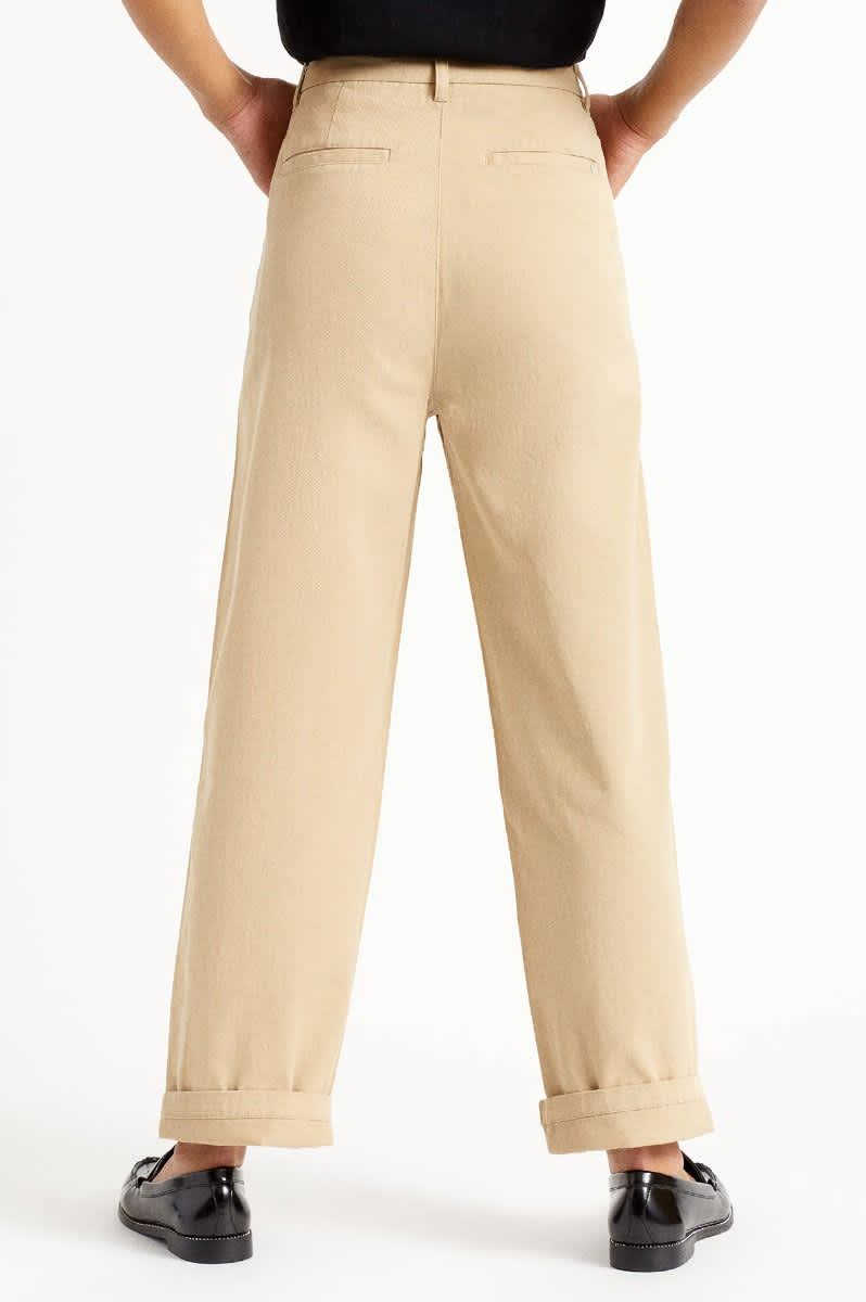 Brixton Womens Victory Trouser Pant | Trousers by Brixton 3
