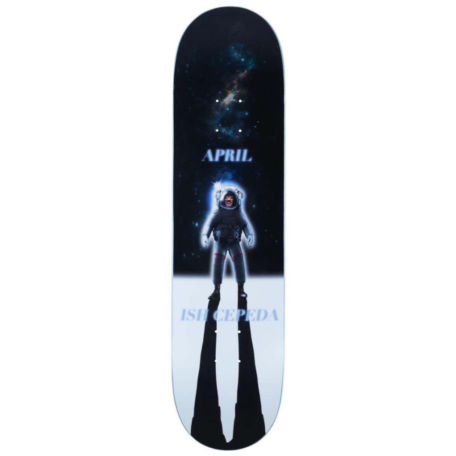 "April - Ish Cepeda Astro Deck (8""/8.25"") | Deck by April Skateboards 1"