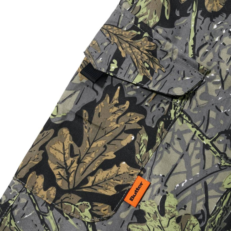 Butter Goods Equipment Cargo Pants - Leaf Camo | Trousers by Butter Goods 3