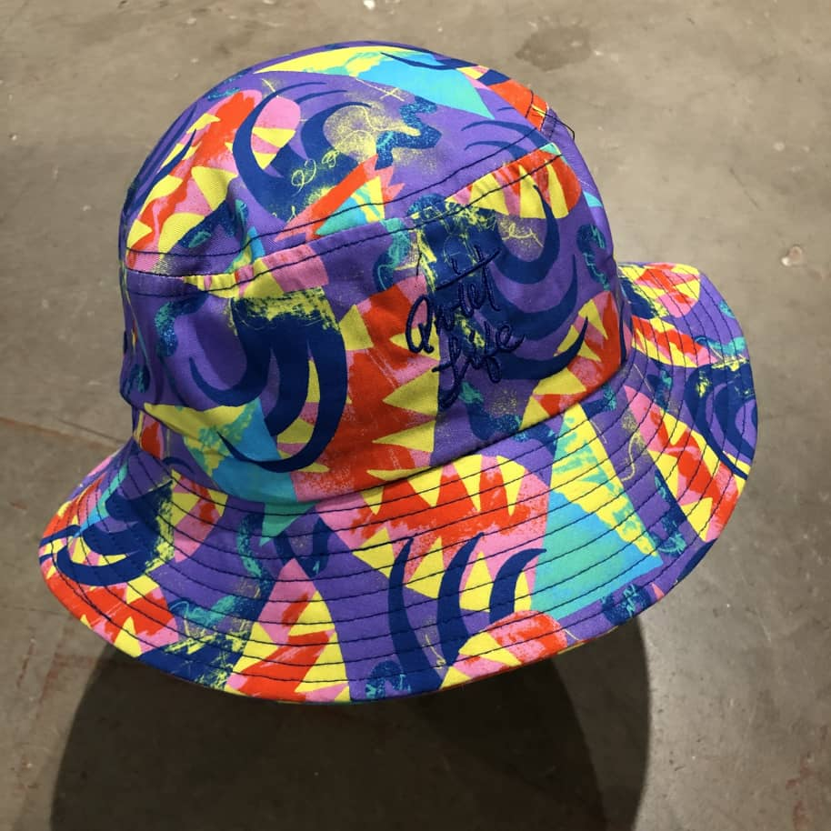 The Quiet Life Bryant Bucket Hat - Multi   Bucket Hat by The Quiet Life 2