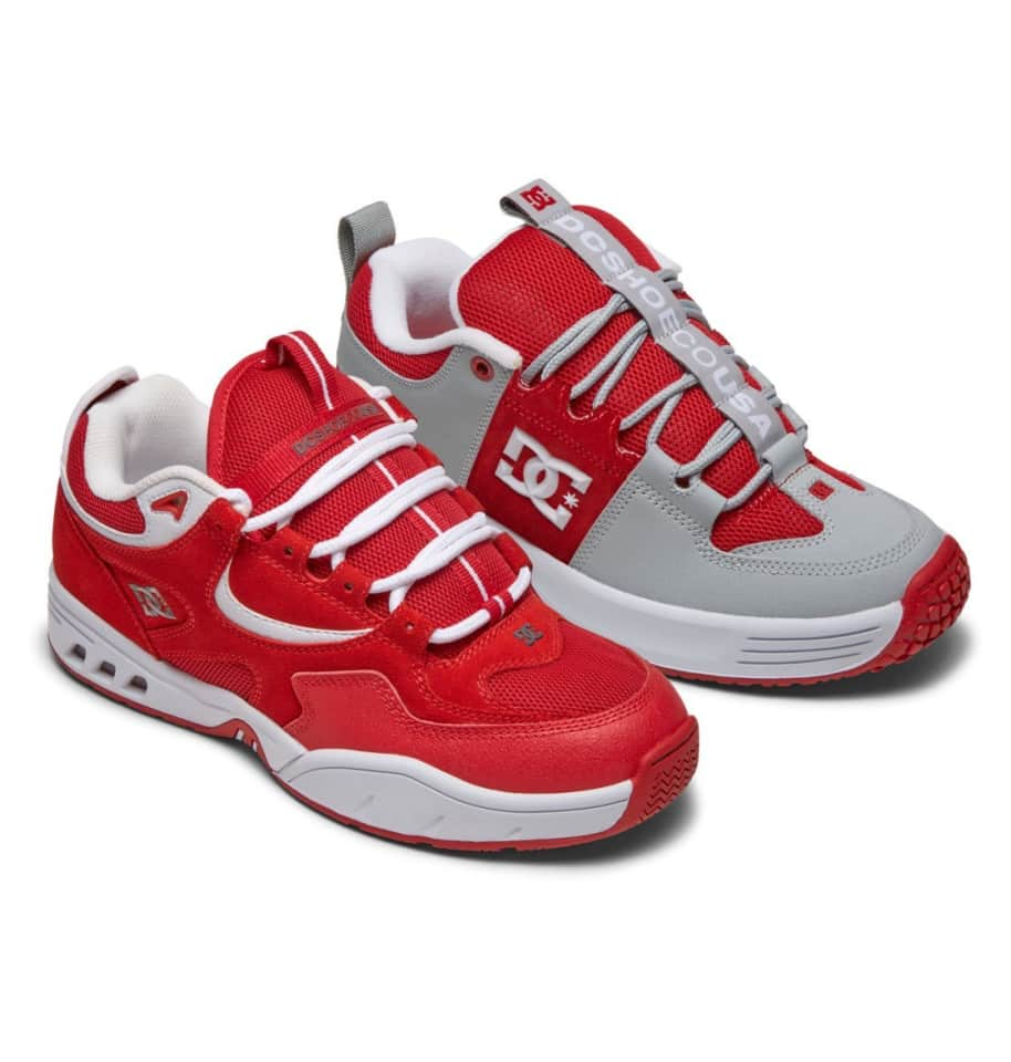 DC 2021 Double Box (Red) | Shoes by DC Shoes 1