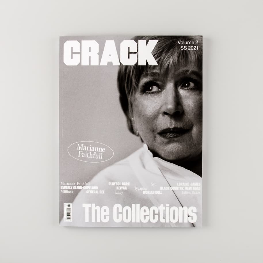 Crack The Collections Vol. 2 | Magazine by Crack Magazine 3
