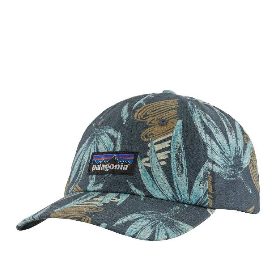 Patagonia P-6 Label Trad Cap - Toasted Peach | Baseball Cap by Patagonia 1