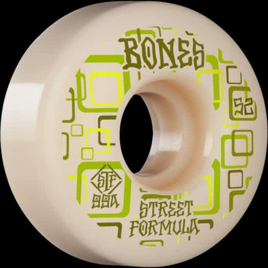 Bones Retros STF 99A V3 Slims 52mm | Wheels by BONES 1