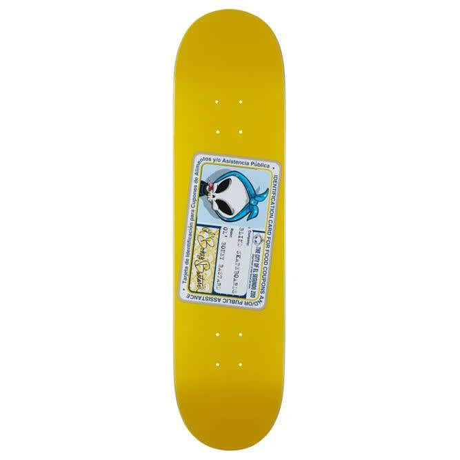 Blind Rojers Old Boney Bastard Deck (8)   Deck by Blind Skateboards 1
