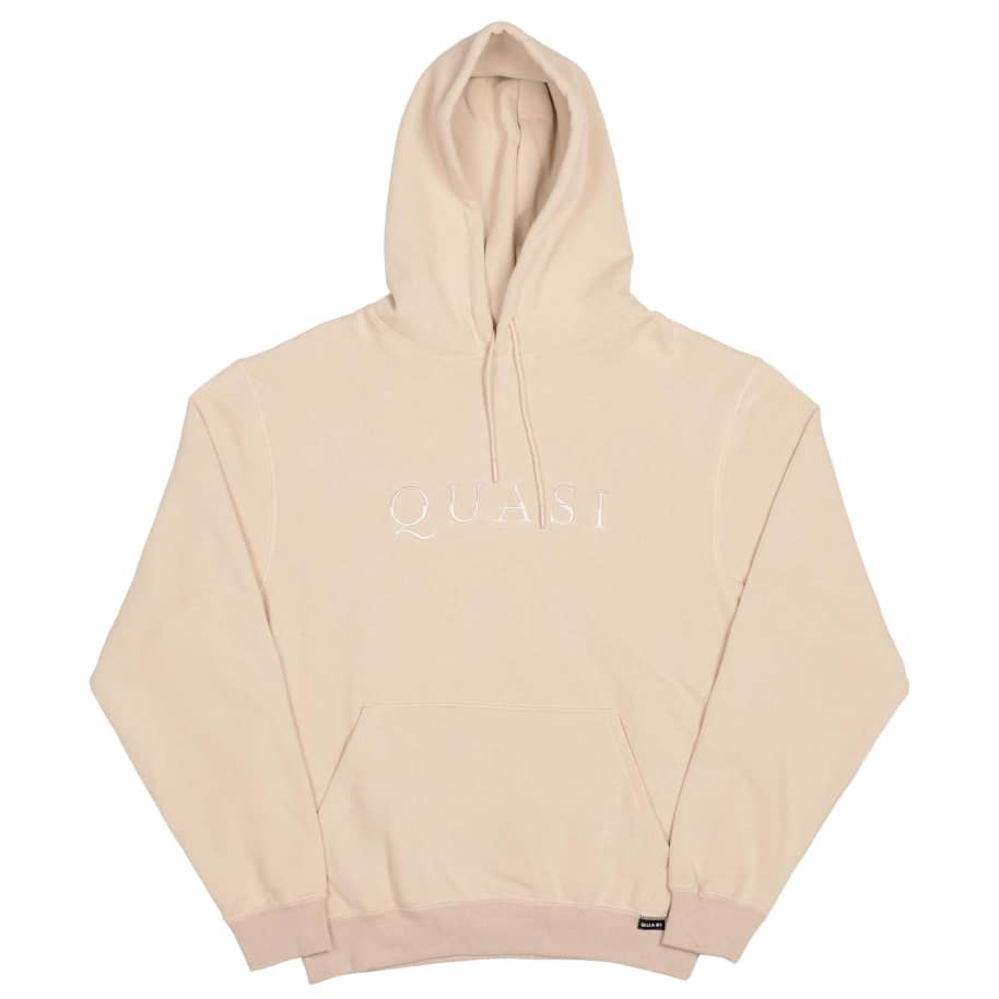 Quasi Wordmark Fleece hoodie | Hoodie by Quasi Skateboards 1