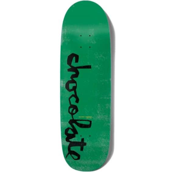 Chocolate Skateboards OG Chunk Raven Tershy Couch Skateboard Deck - 9.25 | Deck by Chocolate Skateboards 1