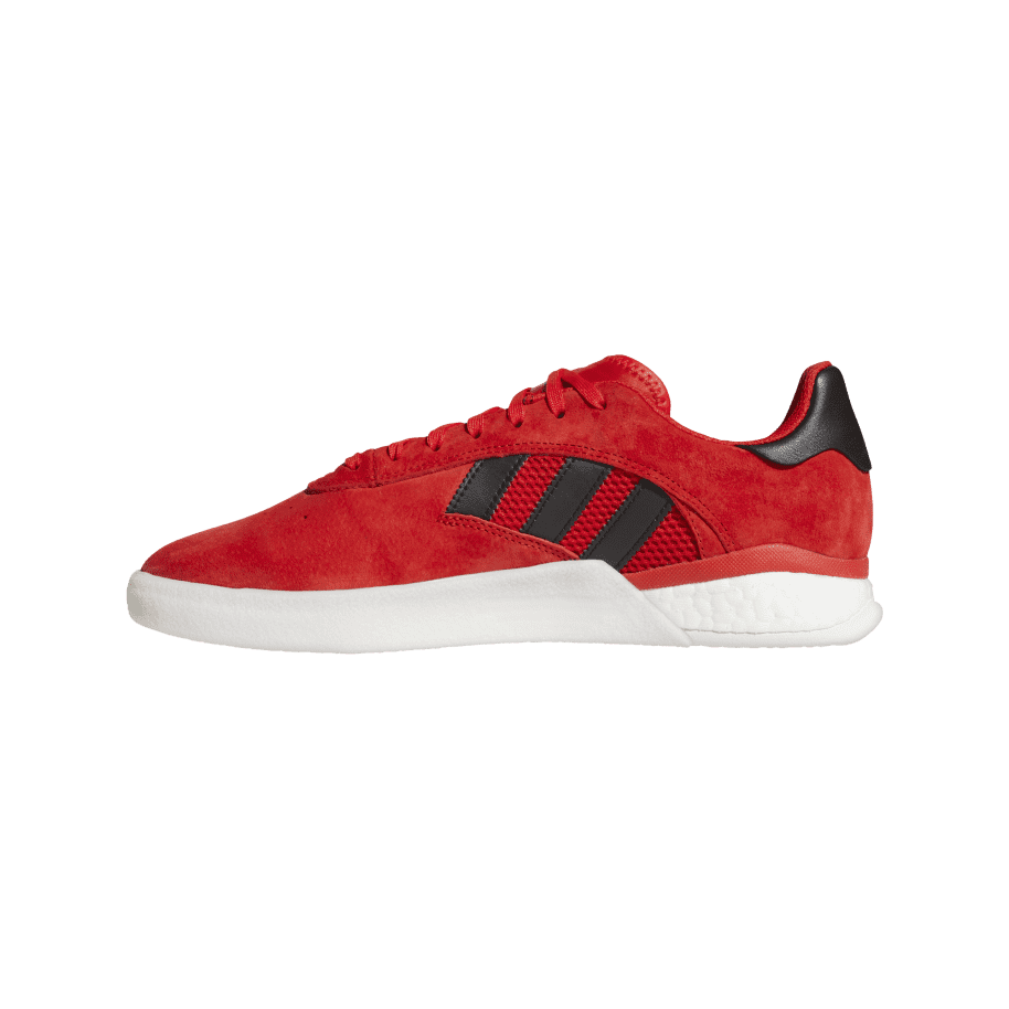 adidas Skateboarding 3ST.004 Shoes - Vivid Red / Core Black / Cloud White | Shoes by adidas Skateboarding 4