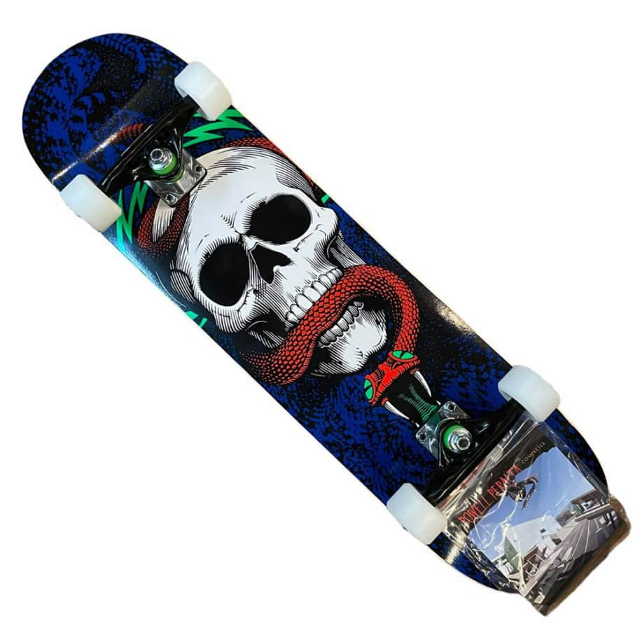 Powell Peralta Complete Skull and Snake 7.75x31 | Complete Skateboard by Powell Peralta 1
