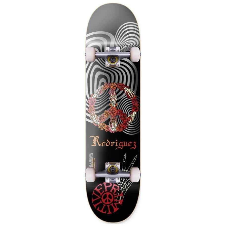 "Primitive Rodriguez GFL Complete Skateboard - 7.75"" | Complete Skateboard by Primitive Skateboards 1"