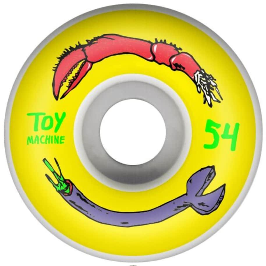 Toy Machine Skateboard Wheels | Fos Arms 54mm | Wheels by Toy Machine 1
