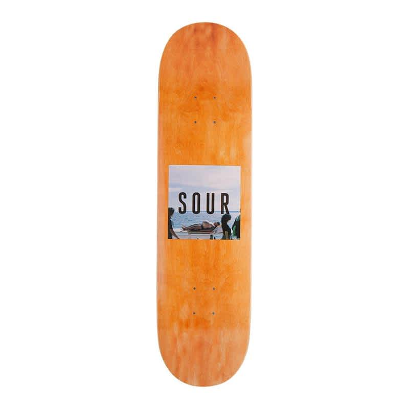 "Sour Belly 8.125"" Deck 