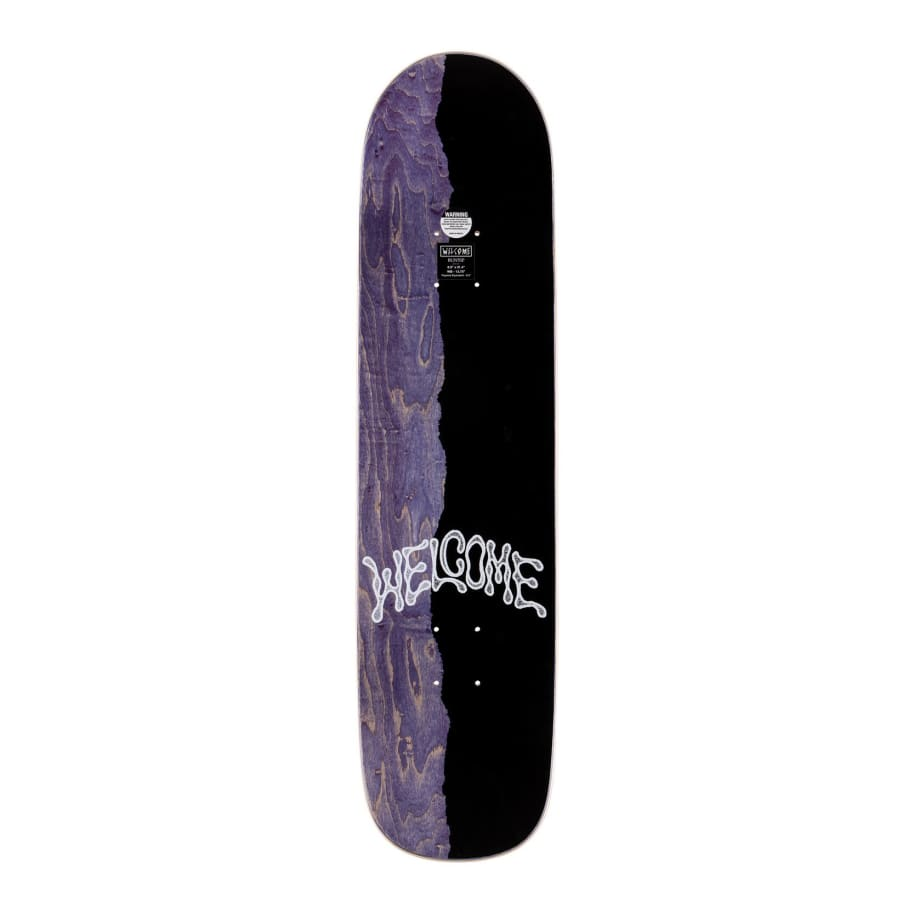 Welcome Wendigo on Bunyip Deck - Rose 8.0"