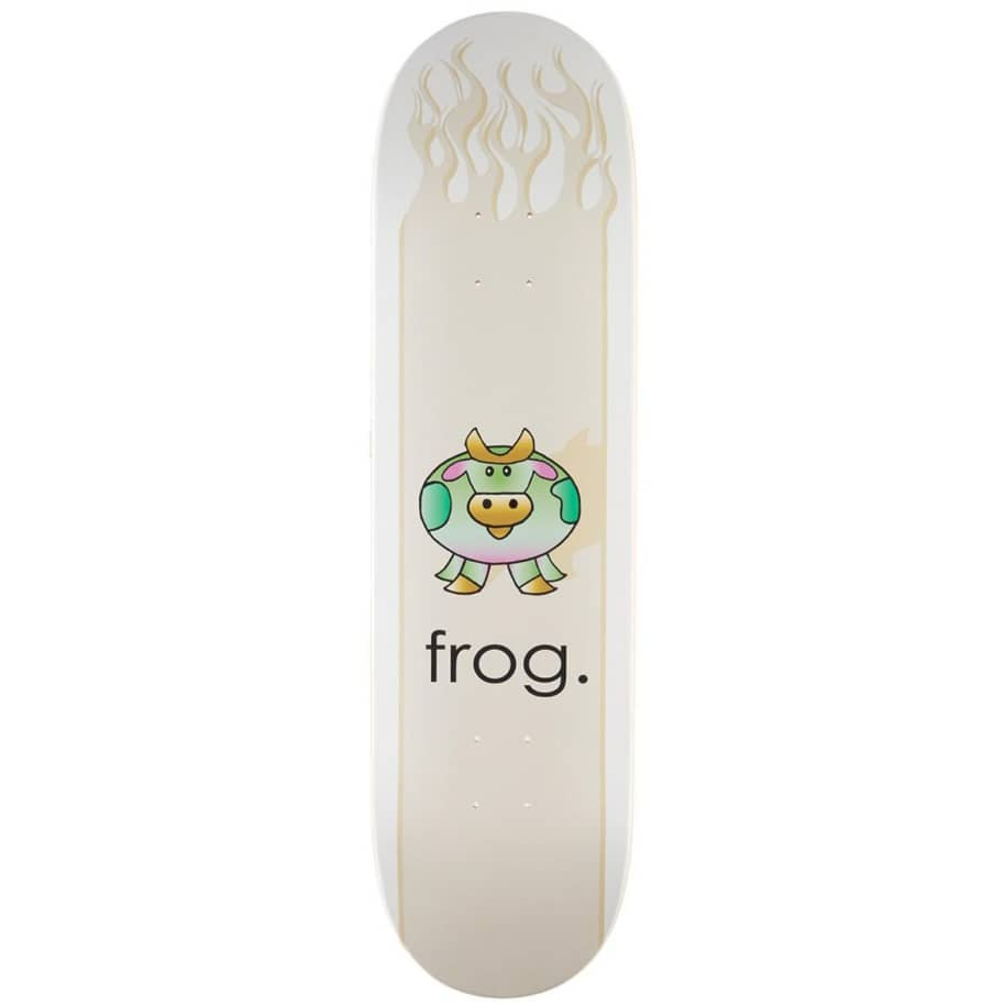"""Frog Cow Deck 8.5"""" 