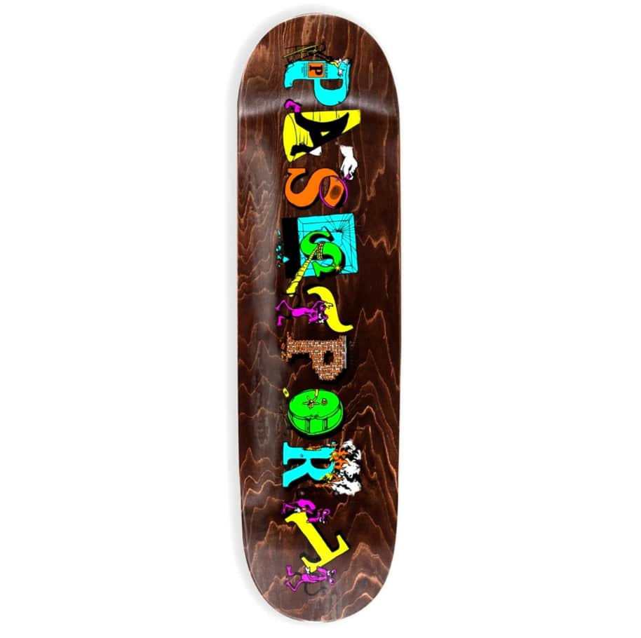 Loot Solid Deck | Deck by Pass~Port Skateboards 1