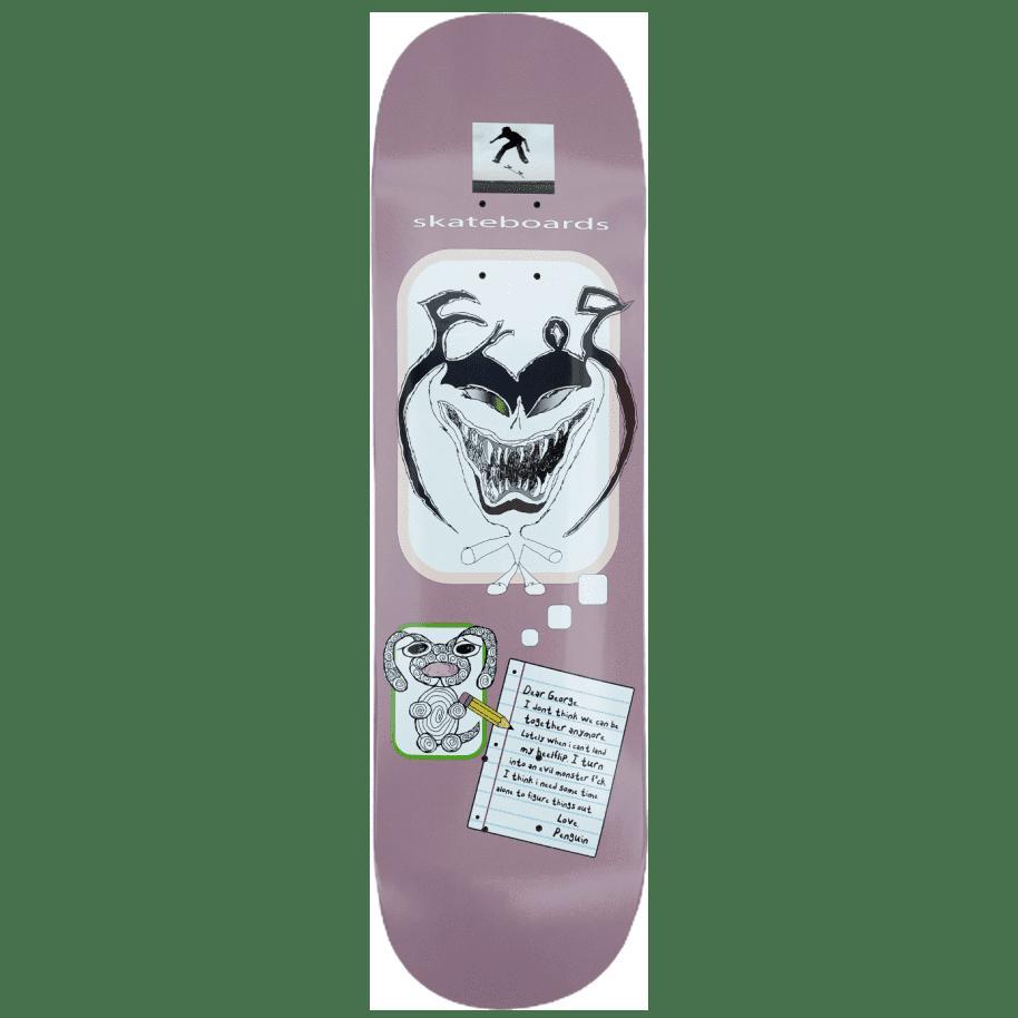 Frog Dear George Skateboard Deck - 8.38 | Deck by Frog Skateboards 1