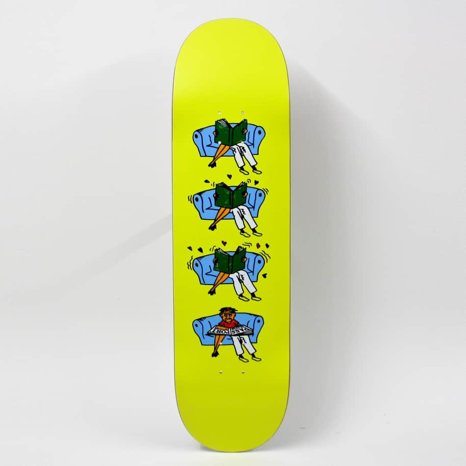Pass~Port What U Thought Series Legs Deck 8.38"