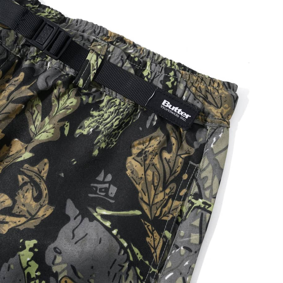 Butter Goods Equipment Cargo Pants - Leaf Camo | Trousers by Butter Goods 4