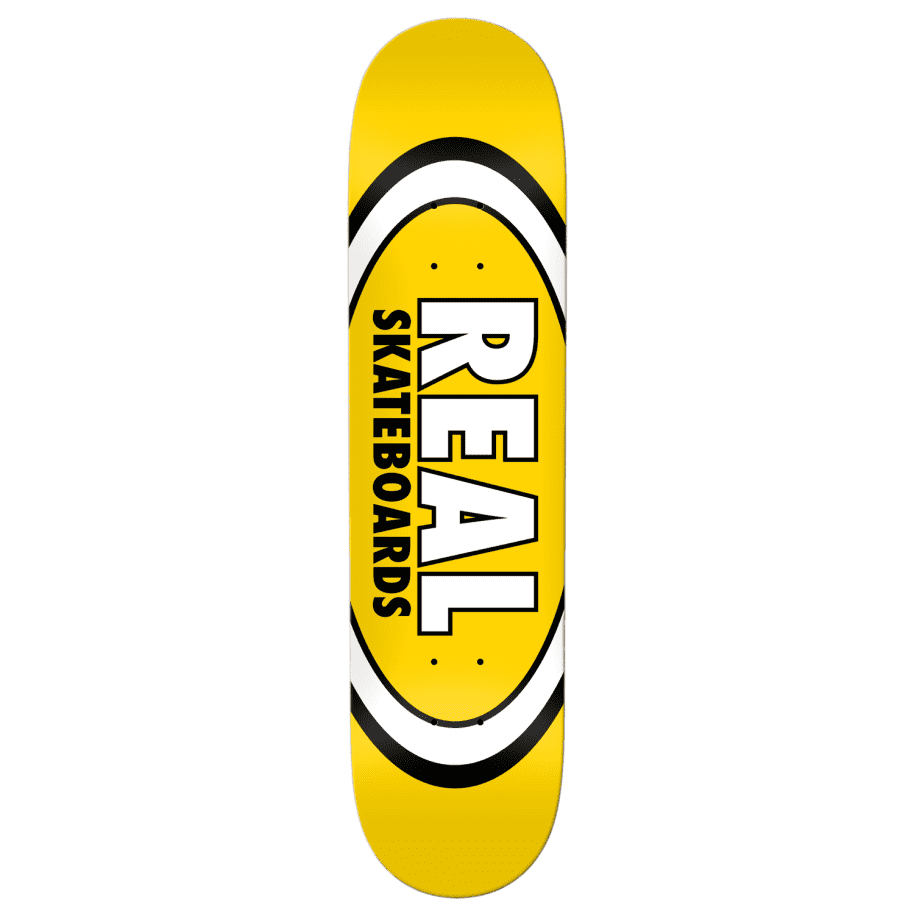"""Real - 8.06"""" Classic Oval 