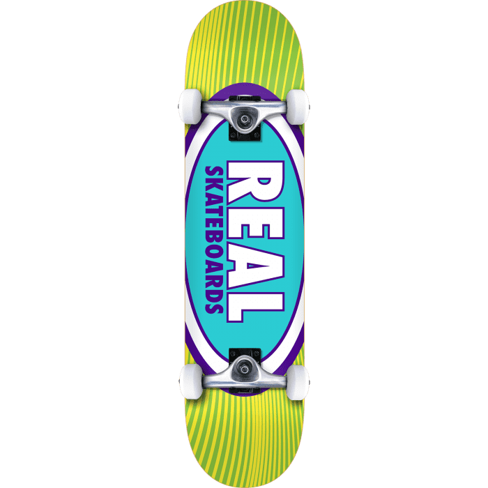 Real - Oval Rays Complete 7.75 | Deck by Real Skateboards 1