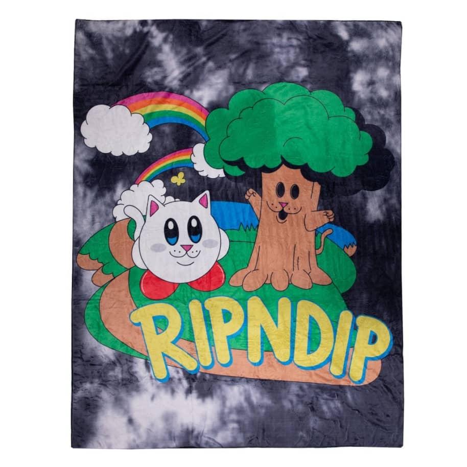 Rip N Dip Nermby Blanket - Black | Blanket by Ripndip 1