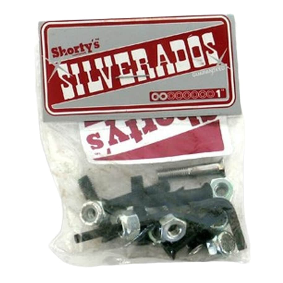 """Shorty's Hardware 1"""" Allen Silverados 