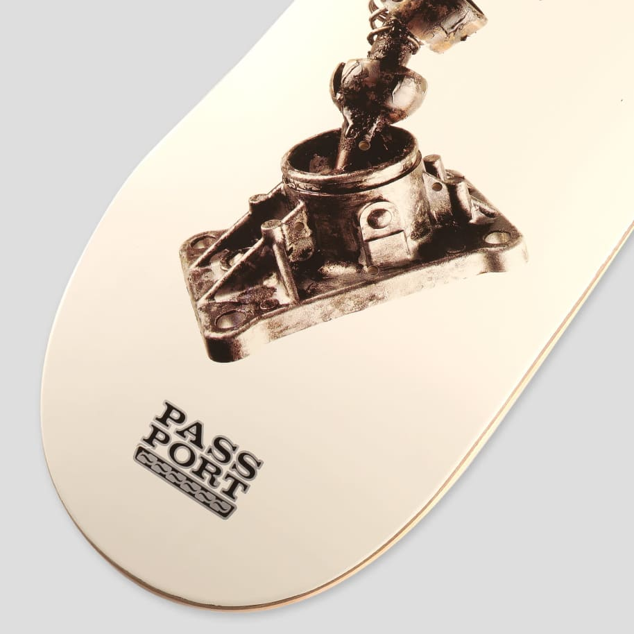 Pass-Port Jack O'Grady Shift Skateboard Deck - 8.25 | Deck by Pass~Port Skateboards 3