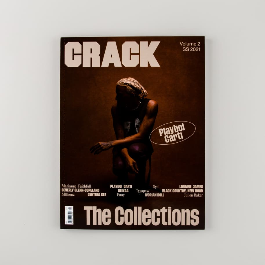 Crack The Collections Vol. 2 | Magazine by Crack Magazine 1