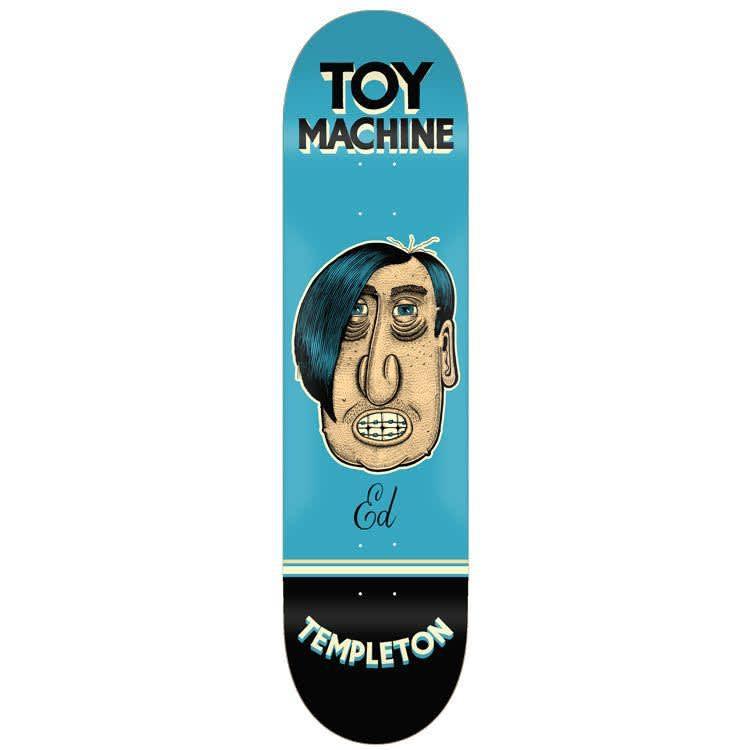 Ed Templeton Pen & Ink Deck 8.5 | Deck by Toy Machine 1