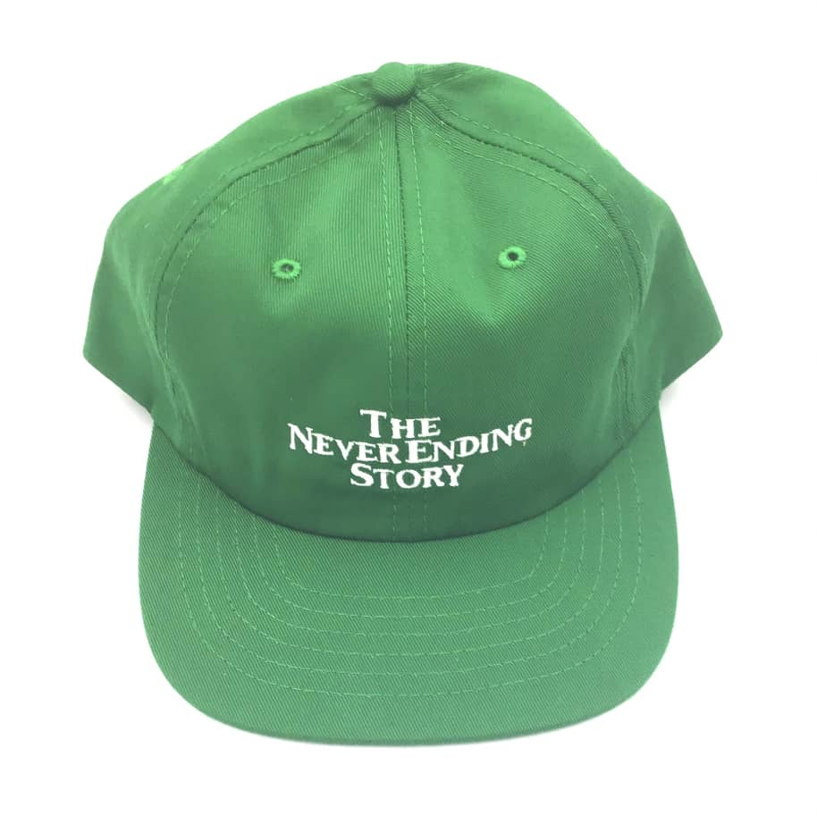 Alltimers - Never Ending Story Hat Green | Hat by Alltimers 1