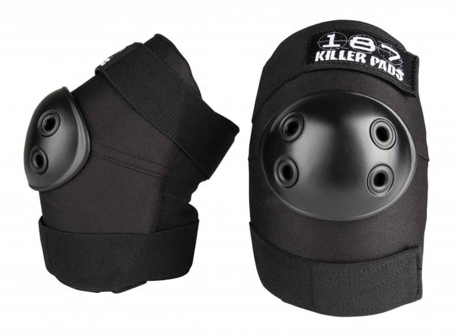 187 Killer Pads Combo Pack Knee & Elbow (black) L/XL | Pads by 187 Killer Pads 2