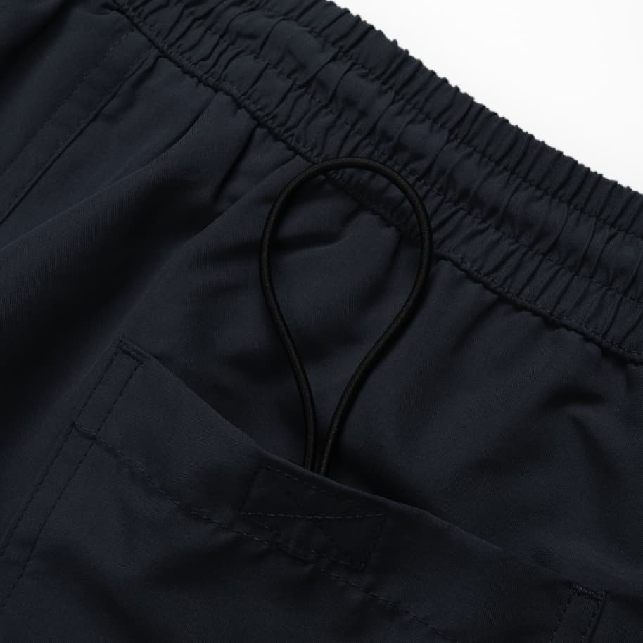 Carhartt WIP Chase Swim Trunks - Black / Gold | Shorts by Carhartt WIP 4