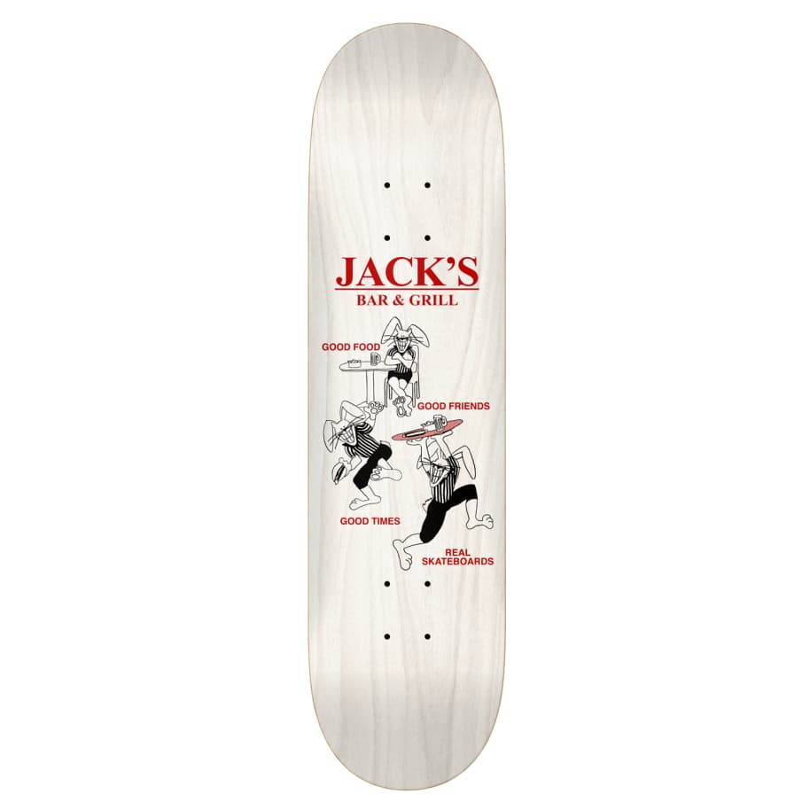 """Real - 8.38"""" Jack Olson Goodtimes 