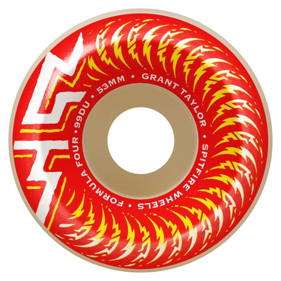 Spitfire Formula Four GT Pro O.G. Classic 99a 53mm   Wheels by Spitfire Wheels 1