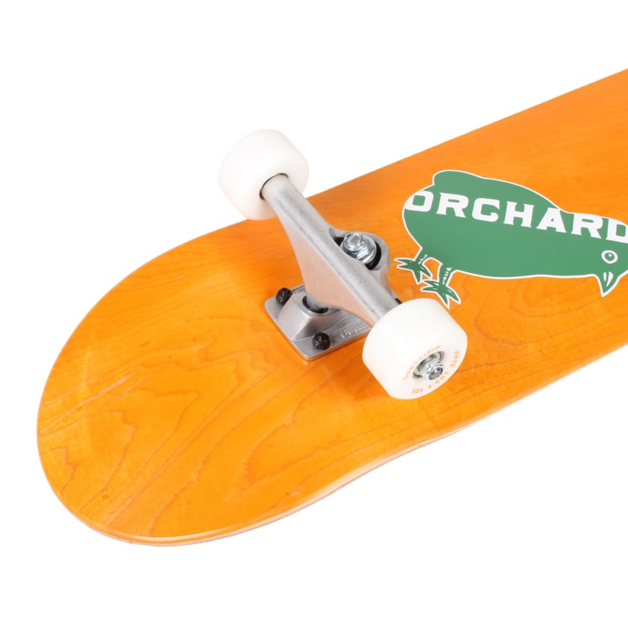Orchard Green Bird Logo Hybrid Complete 8.1 Yellow (With Free Skate Tool) | Complete Skateboard by Orchard 3