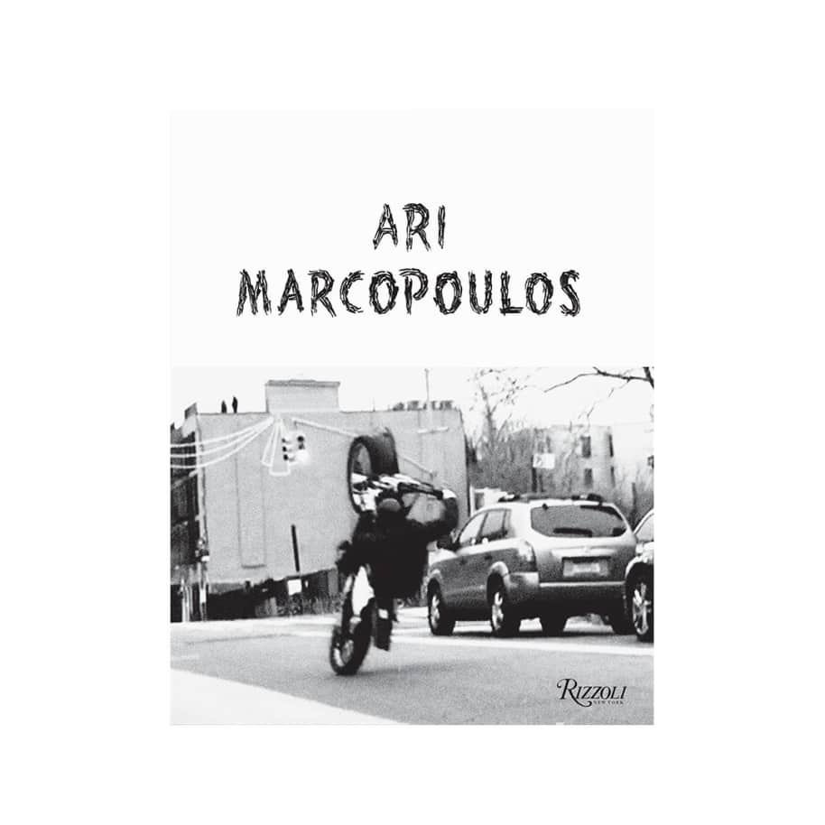 Rizzoli - Ari Marcopoulos: Not Yet   Book by Rizzoli 1