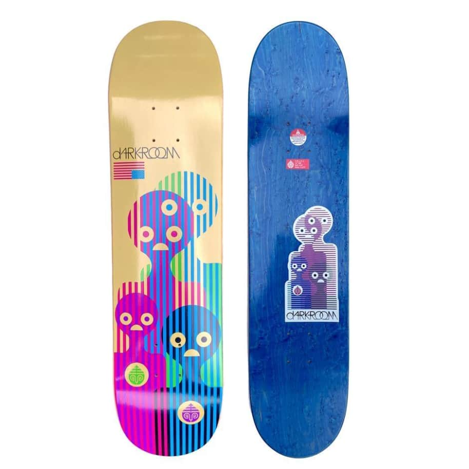 Darkroom Skateboards The Terror Deck 7.75   Deck by Darkroom Skateboards 1