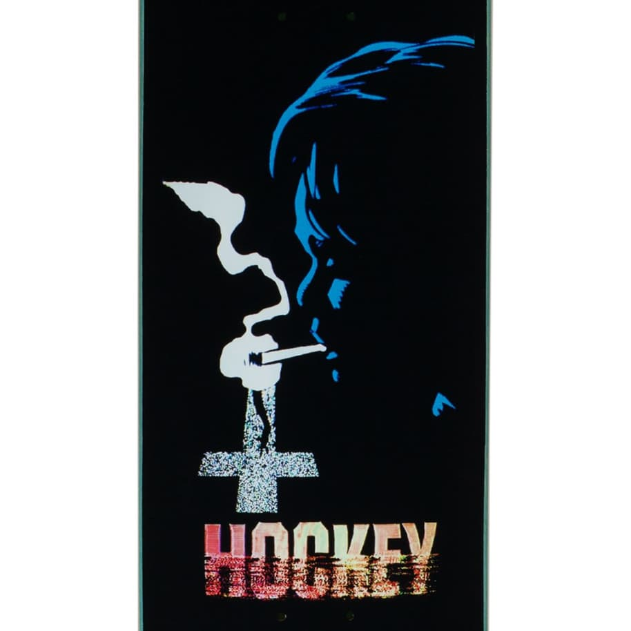 Hockey Confession Skateboard Deck - 8.38"
