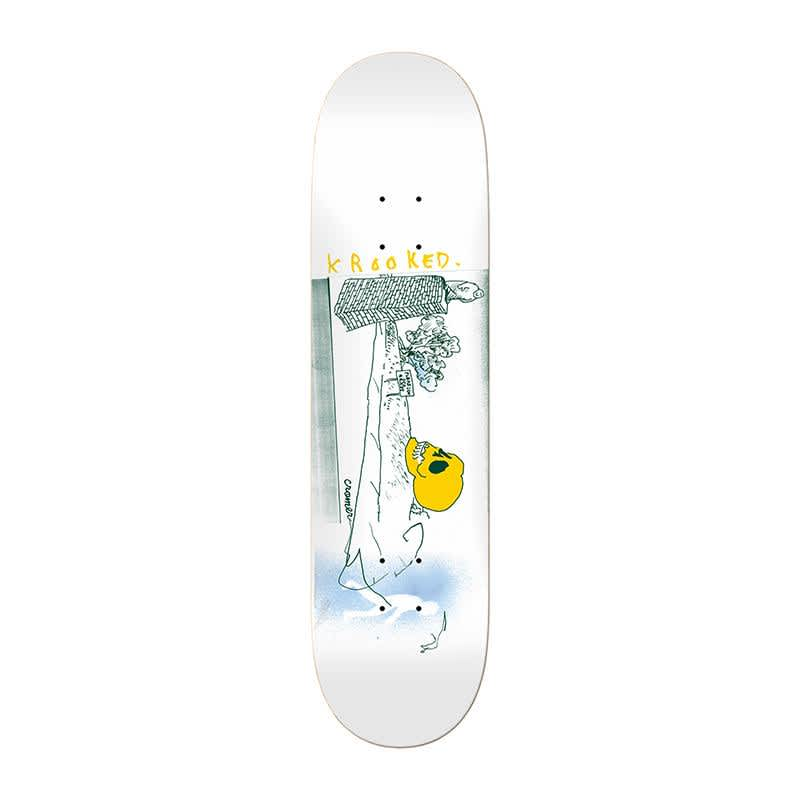 "Krooked Cromer Stay Off 8.38"" Deck 