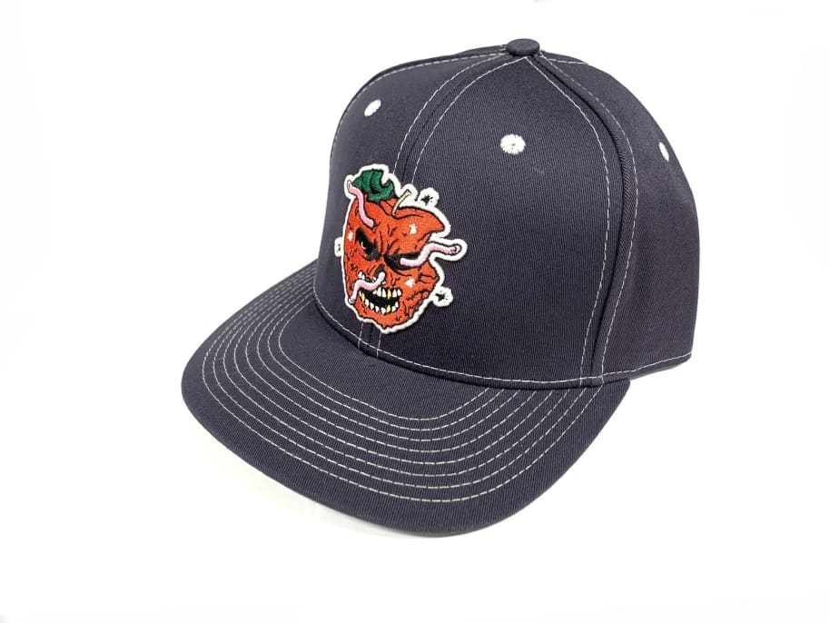 Inovation3 Bad Apple Friends and Family Hat Strapback Blue Slate | Baseball Cap by Inovation3 1