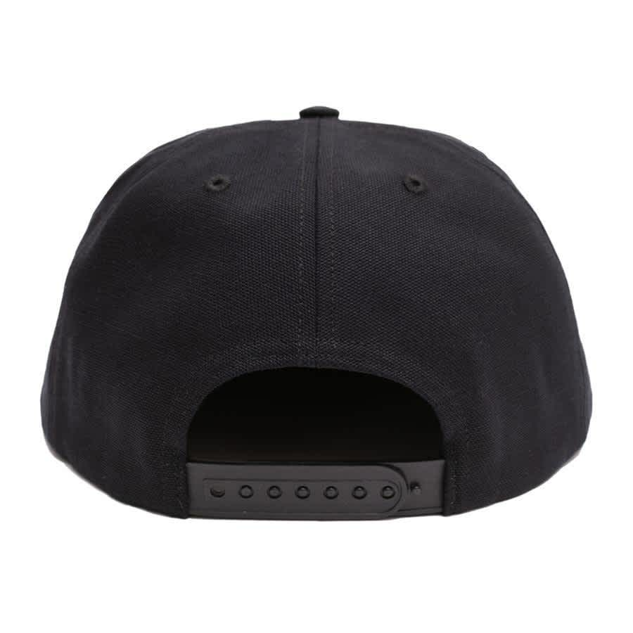 Call Me 917 Cyber Logotype Hat - Black | Snapback Cap by Call Me 917 3