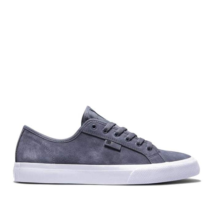DC Manual S Skate Shoes - Grey | Shoes by DC Shoes 1
