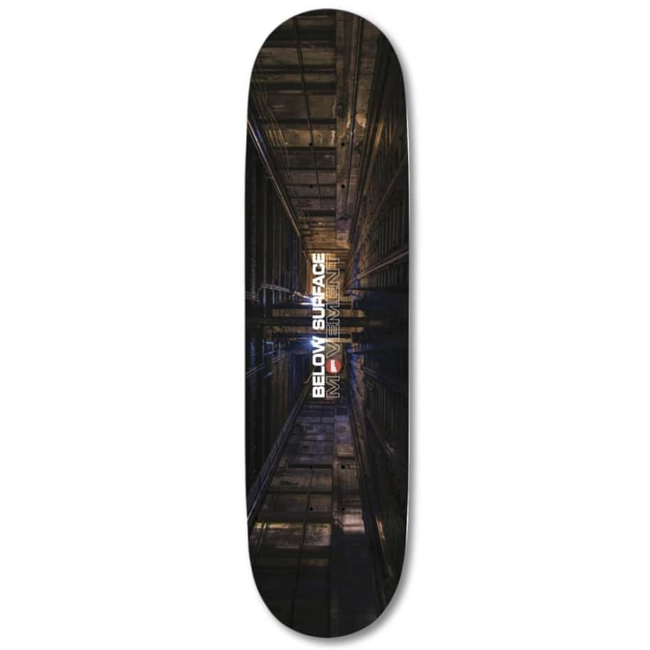 Hopps Below Surface Movement Deck - 8.5"