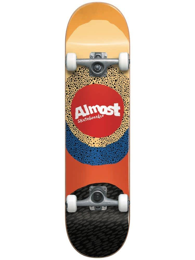 ALMOST - Radiate Complete - 7.5 | Deck by Almost Skateboards 1
