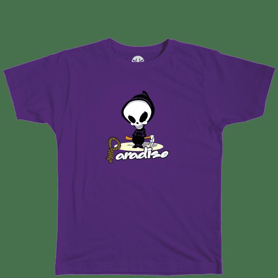 Paradise.NYC Reaper T-Shirt - Purple | T-Shirt by Paradise.NYC 1